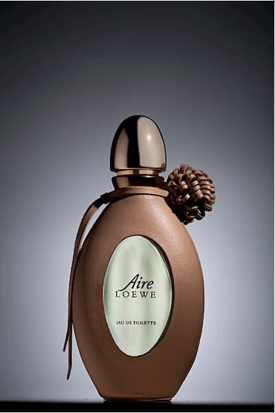 Envase de perfume