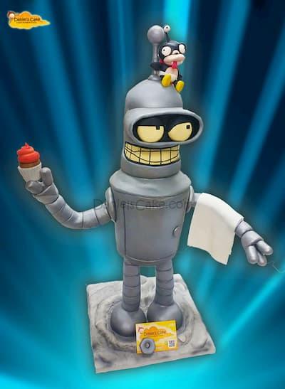 Tarta de Bender.