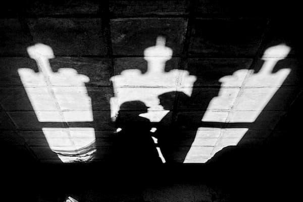 Sombra de recién casados.