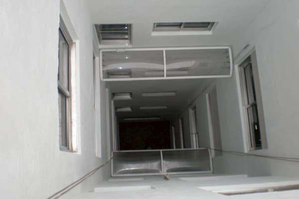 Balcones internos.