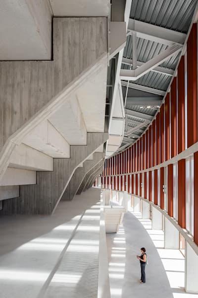Arquitectura interior.