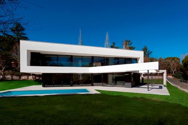 Casa lujosa.