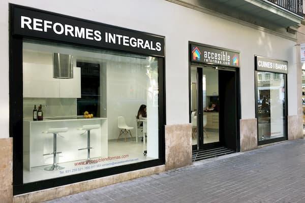 Fachada de Reformas Integrales.