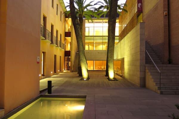 Edificio estudiantil.