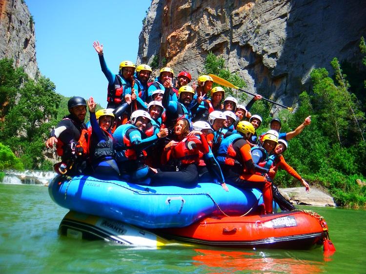 Máxima Aventura - Máxima diversión en la montaña