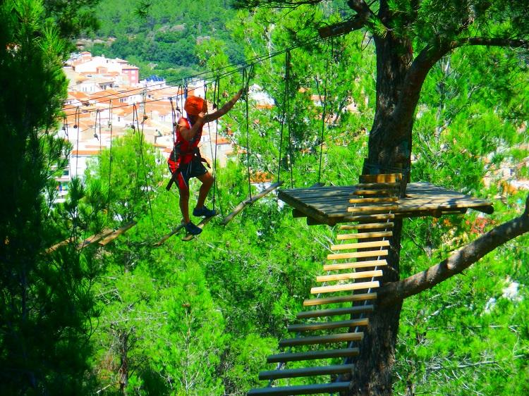 Máxima Aventura - diversión en la montaña